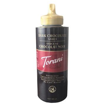 Torani Authentic Coffeehouse Flavor - Dark Chocolate - 468g