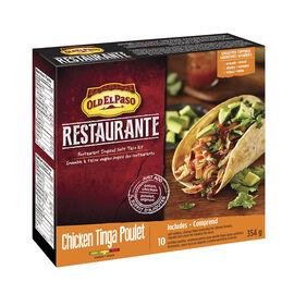 Old El Paso Resteraunte - Chicken Tinga - 279g