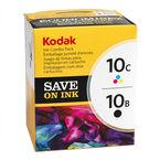 Kodak 10B/10C Ink Combo Pack