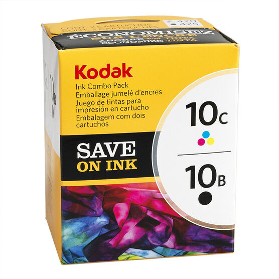 Kodak 10B/10C Ink Combo Pack