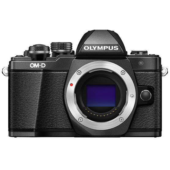 Olympus OM-D E-M10 Mark II Body - Black - V207050BU000