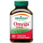 Jamieson Omega 3-6-9 1,200 mg - 150's