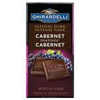 Ghirardelli Intense Dark Chocolate Bar - Cabernet Matinee - 100g