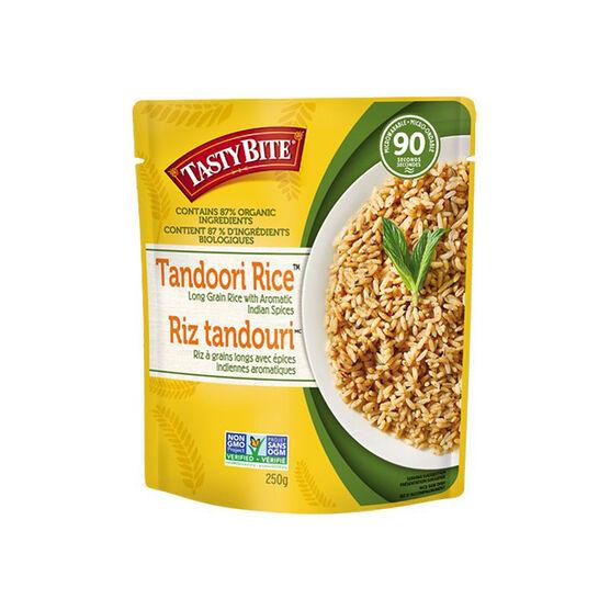 Tasty Bite Organic Tandoori Rice - 250g