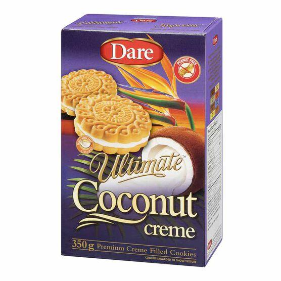 Dare Ultimate Coconut Creme - 350g