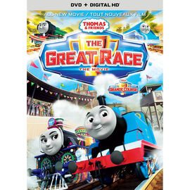 Thomas and Friends: The Great Race - DVD