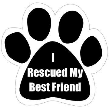 Pet Magnet - I Rescued My Best Friend