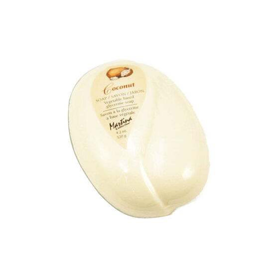 Martina Collection Glycerine Soap - Coconut - 120g