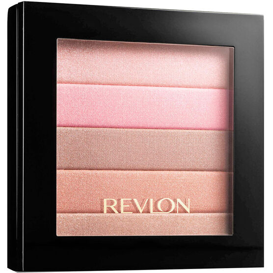Revlon Highlighting Palette - Rose Glow