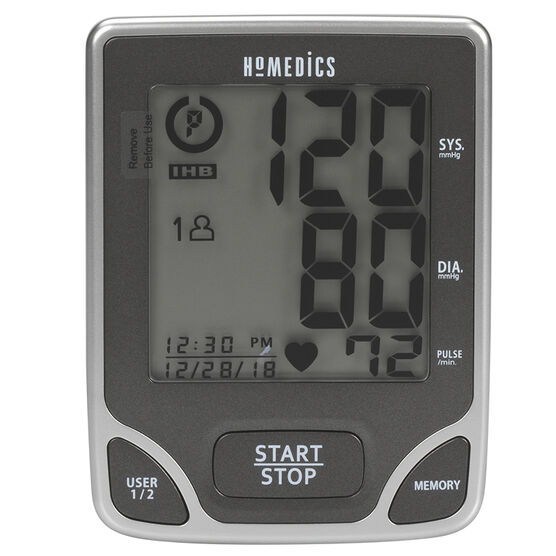 Homedics Deluxe Arm Blood Pressure Monitor - BPA-740-CA