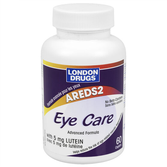 London Drugs AREDS2 Eye Care - 60's