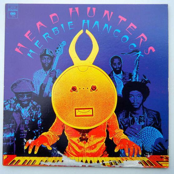 Hancock, Herbie - Headhunters (Legacy Edition) - 180g Vinyl