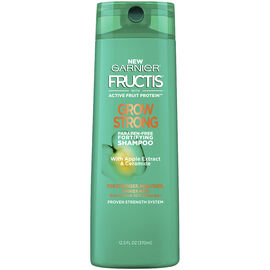 Garnier Fructis Grow Strong Shampoo - 370ml