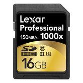 Lexar Professional 1000X - 16GB SDHC - LSD16GCRBNA1000