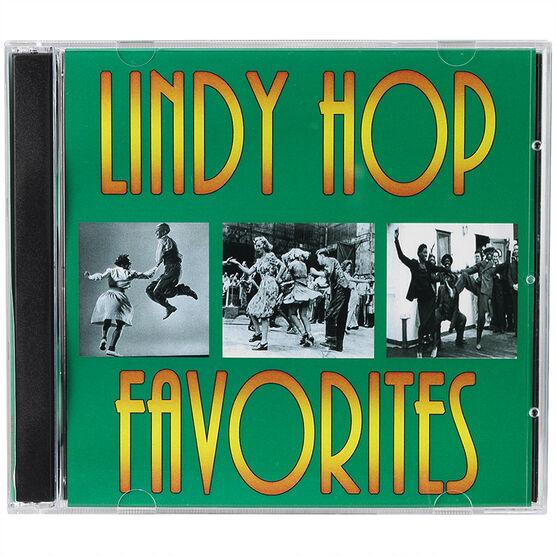 Various Artists - Lindy Hop Favourites - 2 CD