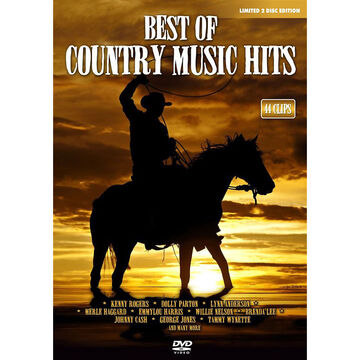 Various Artists - Best Of Country Music Hits - DVD
