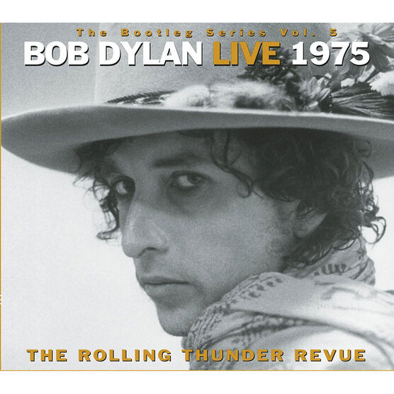 Bob Dylan - Bob Dylan Live 1975: The Rolling Thunder Revue: Bootleg Series Vol. 5 - 2 CD