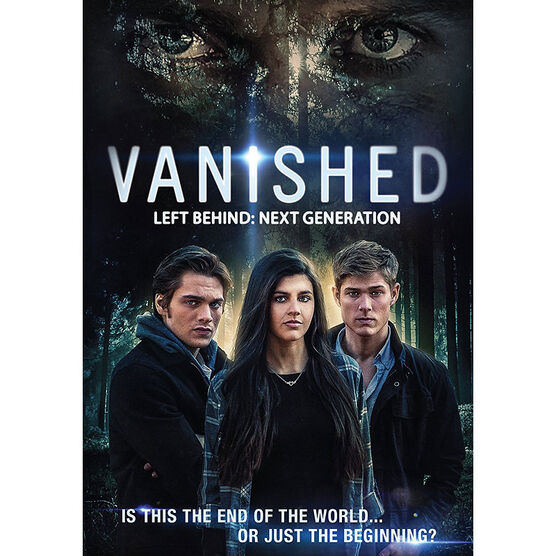 Vanished: Left Behind: The Next Generation - DVD