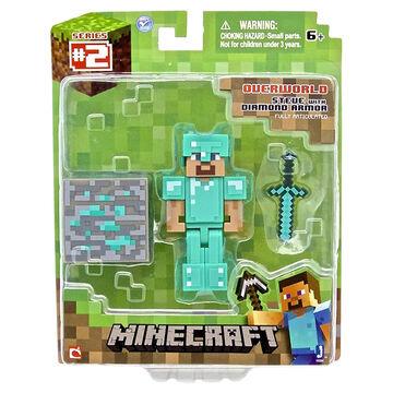 Minecraft Blacksmith Figure