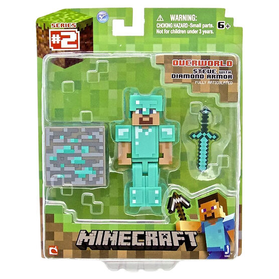 Minecraft Blacksmith Figure