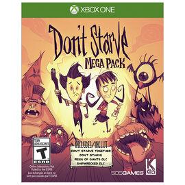 PRE ORDER: Xbox One Don't Starve - Mega Pack