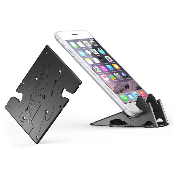 Pocket Tripod for iPhone - Black - PTBIP6101