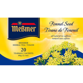 Messmer Tea - Fennel Seed - 20's
