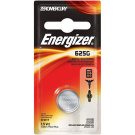 Energizer Watch Battery 625G 1.5V