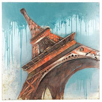 London Drugs Metal Print - Eiffel Tower