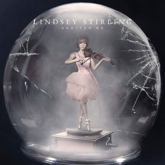 Lindsey Stirling - Shatter Me - CD