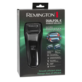 Remington DualFoil-X Men's Rechargeable Shaver - PF4800TXD1