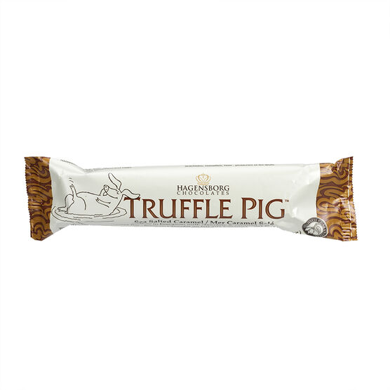 Truffle Pig Milk Chocolate - Sea Salted Caramel - 50g