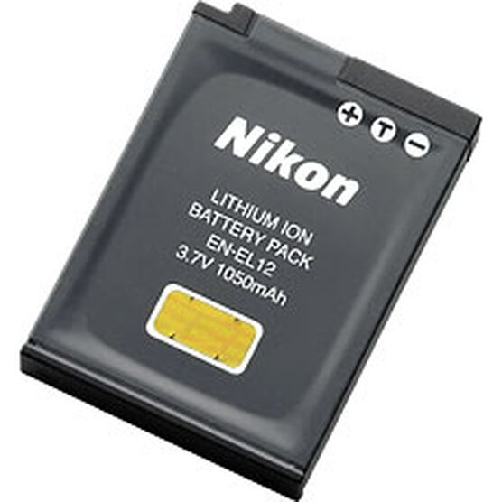 Nikon EN-EL12 Rechargeable Li-ion Battery - 25780