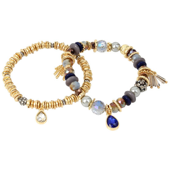 Haskell Stretch Bracelet - Multi