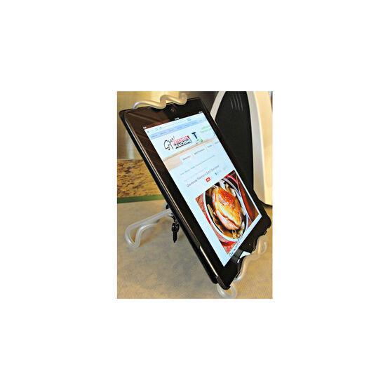 Kribbitt iPad & Tablet Stand - Silver - 22998