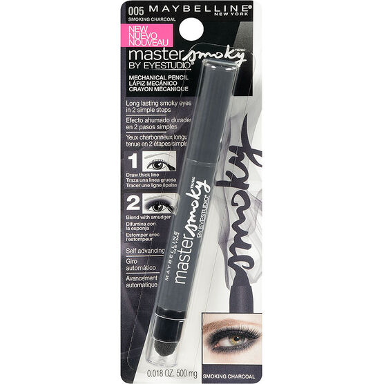 Maybelline Eye Studio Master Smoky Longwearing Shadow-Pencil