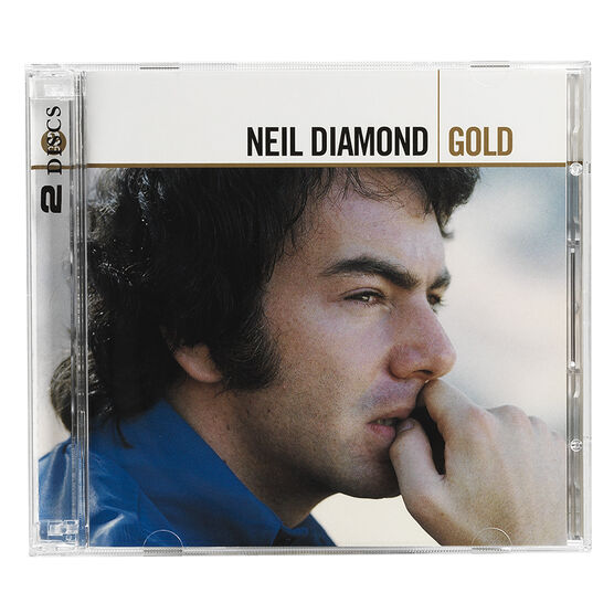 Neil Diamond - Gold - 2 CD