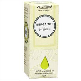 Relaxus Aromatherapy 100% Pure Essential Oil - Bergamot - 10ml