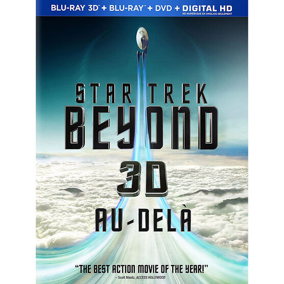 Star Trek: Beyond - 3D Blu-ray