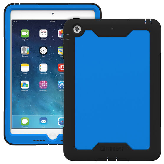Trident Cyclops Case for iPad Mini - Blue - CY-APL-IPADMINIR-BLU