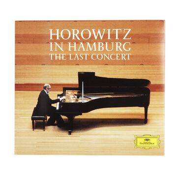 Horowitz In Hamburg - The Last Concert - CD