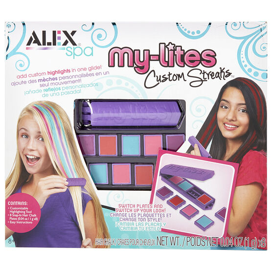 Alex Spa My-Lites Custom Streaks