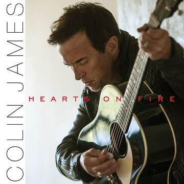 James Colin - Hearts On Fire - CD