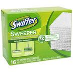 Swiffer Cloths Refill - 16's