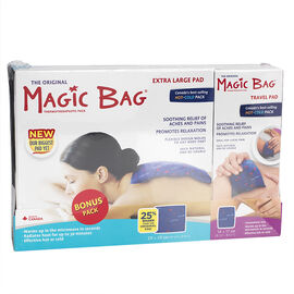 Magic Bag Thermotherapeutic Pack with Bonus - Extra Large