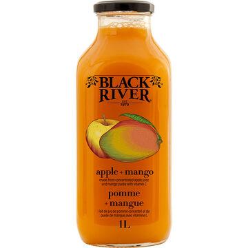 Black River Juice - Apple plus Mango - 1L