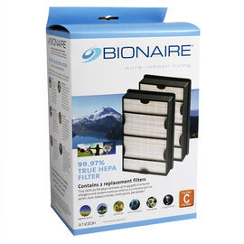 Bionaire Replacement HEPA Air Filter - A1230H