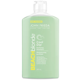 John Frieda Beachblonde Cool Dip Purifying Shampoo - 295ml