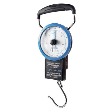 Austin House Battery Free Travel Luggage Scale