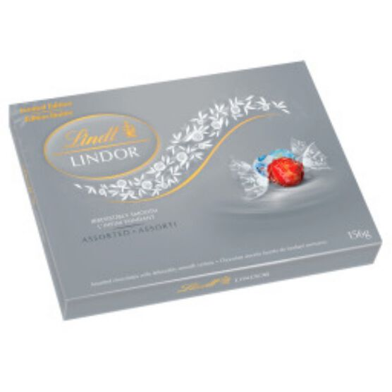 Lindor Limited Edition Assorted Chocolate - 156g Box